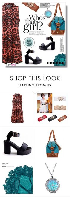 """""""Casual .. Dress"""" by sans-moderation ❤ liked on Polyvore featuring Urban Decay, Summer, dress and newchic"""