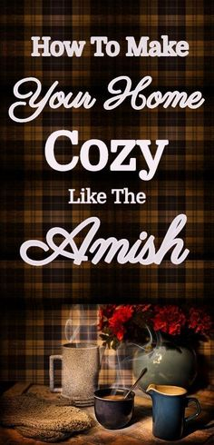 You might not want to be Amish, but you certainly want your home to look and feel as cozy as Amish home. There is no big challenge in making your cozy and warming. The Amish lifestyle incorporates … Amish Recipes, Dutch Recipes, Amish Crafts, Amish House, Christian Homemaking, Cheap Christmas, Amish Country, Homekeeping, Inspired Homes