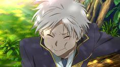 Zen laughing akagami no shirayukihime