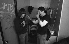 #Punk news:  Buon compleanno a Johnny & CJ Ramone! http://www.punkadeka.it/buon-compleanno-johnny-cj-ramone/ Continua la rassegna HAPPY BIRTHDAY TO dedicata ai Ramones! Oggi si fa anche doppietta: tanti auguri aJohnny Ramone, che avrebbe compiuto 67 anni e buon 50esimo compleanno invece all'ancora in vita CJ Ramone! Cheers!!!