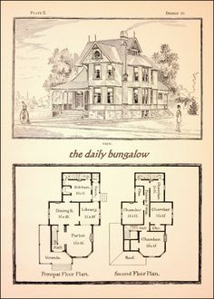 Modern Cottages::J. H. Kirby, Architect | Daily Bungalow | Flickr