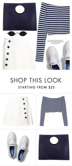 """""""Classics"""" by floralandmay ❤ liked on Polyvore featuring Misha Nonoo, Keds and Loewe"""