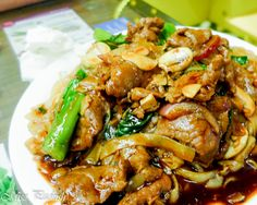 Tsui Wah: Beef Fried Noodles