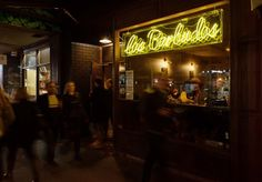 Pity it closed. Rum and Baseball on Smith Street Photography: Kristoffer Paulsen #Melbourne #Bar #NeonSign