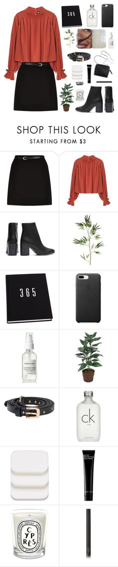 """Yoins / 16"" by jesicacecillia ❤ liked on Polyvore featuring New Look, Pier 1 Imports, 3.1 Phillip Lim, Calvin Klein, COVERGIRL, Bobbi Brown Cosmetics, Diptyque, NARS Cosmetics, yoins and yoinscollection"