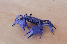 Cangrejo - Crab by JuAnSe! origami