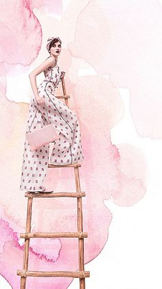 FIG fashion aesthetic pink H5,wallpaper pattern,wallpaper pattern vector