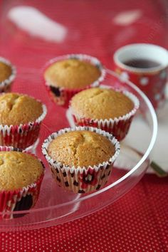 Caramel Speculoos cakes