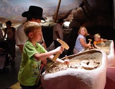 Portico Group - Museums & Visitor Centers - Utah Field House of Natural History
