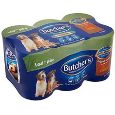Butcher's Natural Nutrition Original Recipes All Meat Loaf in Jelly Tripe Variety To check this awesome product by going to the link at the image. (This is an affiliate link and I receive a commission for the sales) Dog Food Comparison, Dog Food Recall, Dog Food Container, Dog Food Reviews, Canned Dog Food, Wet Dog Food, Dog Food Storage, Food Allergies, Original Recipe