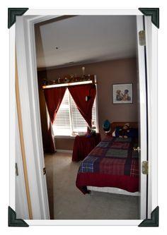 Second 3rd floor bedroom