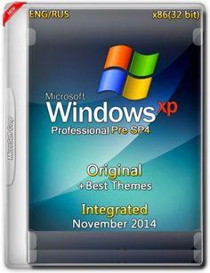 Windows XP Pro Pre SP4 [No Oficial] [Español] [VS] - http://CineFire.Tk