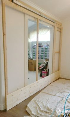 Secret Room Doors, Secret Walls, Secret Rooms, Basement Remodel Diy, Diy Bathroom Remodel, Shower Remodel, Kitchen Remodel, Ranch House Remodel, Sliding Wall
