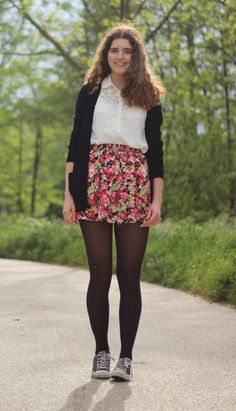 A Fashion Way of Life: Outfit | Les Fleurs