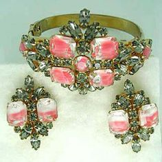 Hattie Carnegie costume jewelry