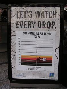 Let's Watch Every Drop by planeta, via Flickr