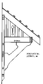 Timber Window Awning | ... , Handrails, Posts, Verandah Brackets and more - Window Awnings