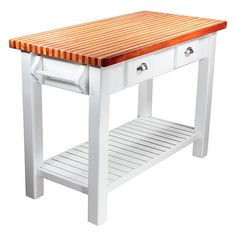 Have to have it. Beech Creek Kitchen Island $799.99
