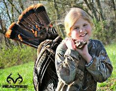 10 Things My Kids Have Taught Me About Turkey Hunting.  Find out here:http://goo.gl/RnBeoK  #realtreeblogs   #realtreecamo   #turkeyhuntingtips   #Realtree