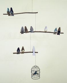 For the Birds by gary woo, nicely balanced :)