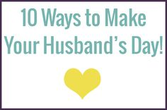 Let your spouse know you care and do something special for no reason at all. #marriage #gifts