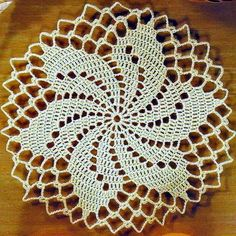 Pretty and Easy Crochet Doily for Beginners (23)