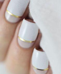 Nail art design ideas to try #nail