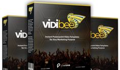 Vidibee by Maghfur Amin-Instant Video Templates for Any Marketing Purpose Using Nothing But Only Ms. Powerpoint. Now You Can Create Stunning and Engaging Animated Video By Your Own Hands.