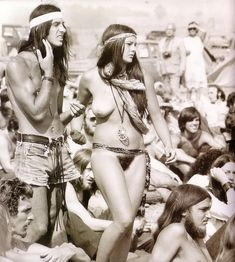nude at woodstock, 1969