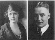 """Zelda Sayre and F. Scott Fitzgerald...defined the Jazz Age and coined the """"flapper"""""""