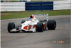 Michele Alboreto Footwork Arrows Mugen Honda FA13 F1