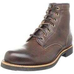 Amazon.com: FRYE Men's Arkansas Mid Lace Boot: Shoes