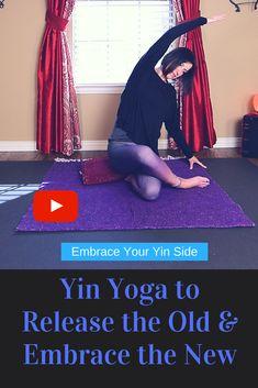 FREE 30 Min Yin Yoga Practice for Change