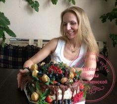 Об авторе кондитерских курсов Елене Двуреченской и ее школе