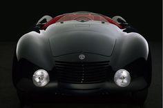 Überflieger: Alfa Romeo 6C 2300 Aerodinamica Spider - auto motor und sport