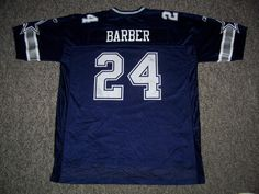 Marion Barber Dallas Cowboys NFL Equipment Replica Reebok Jersey-XXL  #DallasCowboys