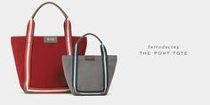 Introducing the Pont Tote