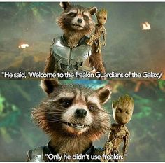 DID YOU SEE GOTG2?? ITS SO AWESOME -