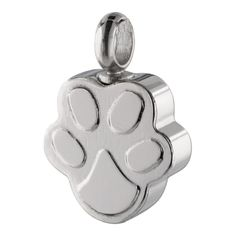 Perfect Memorials Paw Stainless Steel Cremation Keychain >>> You can get additional details at the image link. (This is an affiliate link) #PetDogs
