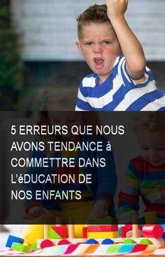 5 erreurs que nous avons tendance à commettre dans l'éducation de nos enfants #Enfant #Mettre #Education Childcare, Positivity, Face, Self Esteem, Self Confidence, Children, Child Care, The Face, Faces