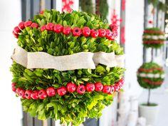 65 Handmade Christmas Decorating Ideas | Easy Crafts and Homemade Decorating & Gift Ideas | HGTV
