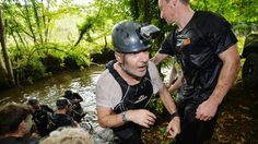 Ever wondered how you'd survive in the wild (okay, okay, in the grounds of Carton House hotel)? It takes stamina and a strong stomach to be Bear Grylls