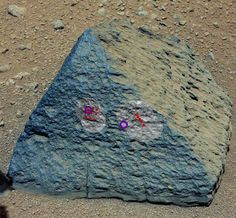 Curiosity Rover Finds Rock Type That's Never Been Seen on Mars