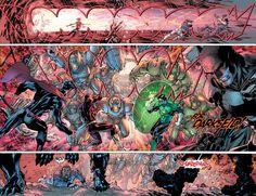 Justice League #2 by Jim Lee