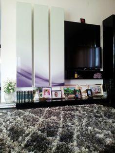 Living room!! Living Room, Room, Interior, Flat Screen, Bookcase