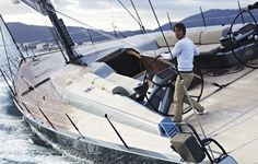 Carbon Ocean Yachts :: Gallery & Video :: Gallery :: Finished