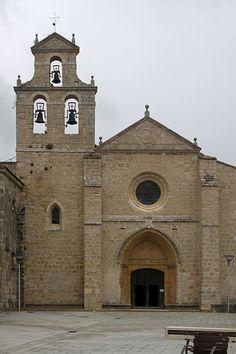 Monasterio de San Juan de Ortega, Burgos.