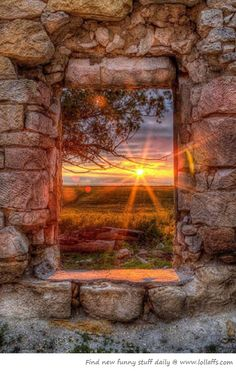 Sunrise window
