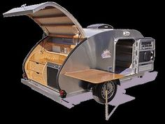 1000 Images About Teardrop Trailers On Pinterest