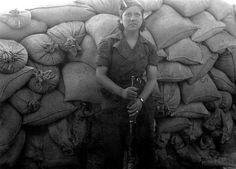 Spain - 1936-38. - GC - Milicianas